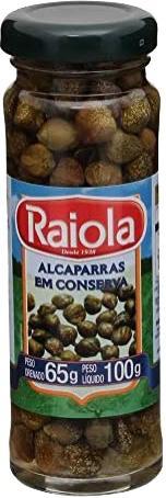 ALCAPARRA RAIOLA 100G