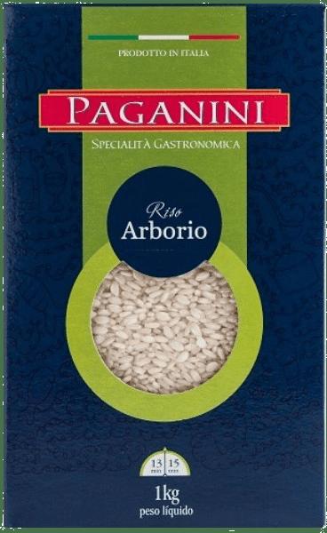 ARROZ ARBÓRIO PAGANINI
