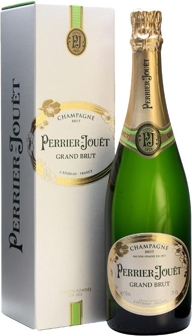 CHAMPAGNE PERRIER JOUET BRUT 750ML