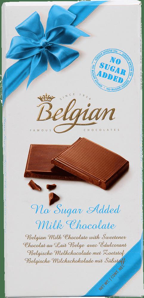CHOCOLATE BELGA BELGIAN 100G
