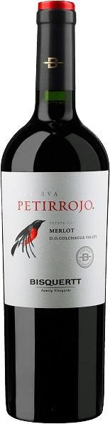 VINHO CHILENO PETITRROJO CARMENERE 750ML