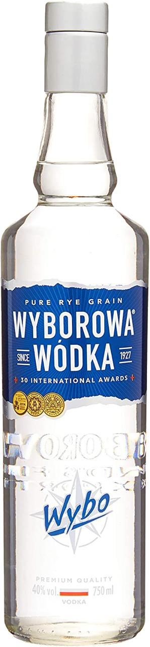 VODKA WYBOROWA 750ML