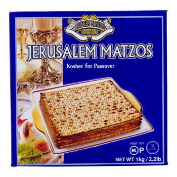 MATZA IMPORTADA JERUSALEM 1KG