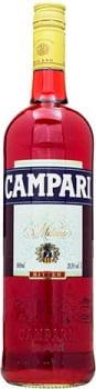 BITTER CAMPARI 998ML