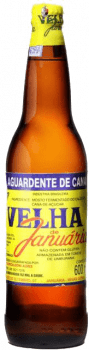 CACHAÇA VELHA JANUÁRIA 600ML