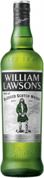 WHISKY ESCOCÊS WILLIAM LAWSONS 1L