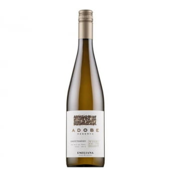VINHO EMILIANA ADOBE RESERVA GEWURZ 750ML