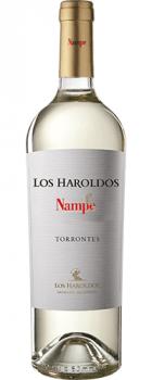 VINHO LOS HAROLDOS NAMPE TORRONTES 750ML
