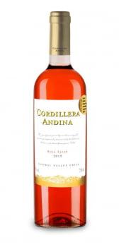 VINHO CORDILLERA ANDINA ROSE SYRAH 750ML