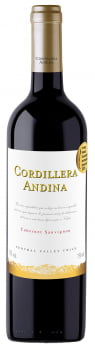 VINHO CORDILLERA ANDINA CABERNET SAUVIGNON 750ML