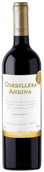 VINHO CORDILLERA ANDINA CARMENERE 750ML