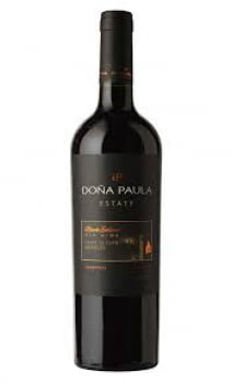 VINHO DONA PAULA BLACK EDITION BLEND 750ML