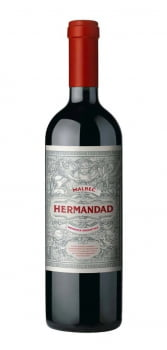 VINHO HERMANDAD MALBEC 750ML