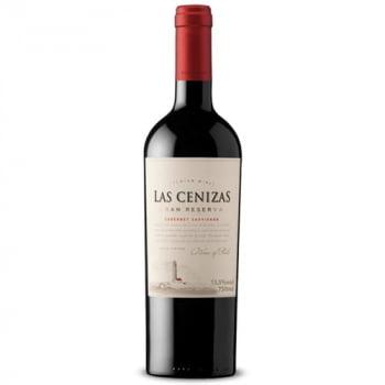VINHO LAS CENIZAS GRAN RESERVA CABERNET SAUVIGNON 750ML