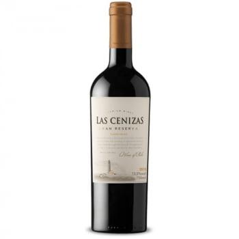 VINHO LAS CENIZAS GRAN RESERVA CARMENERE 750ML