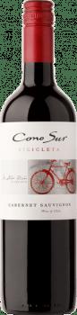 VINHO CONO SUR BICICLETA CABERNET 750ML