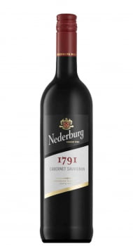 VINHO NEDERBURG CABERNET SAUVIGNON 750ML