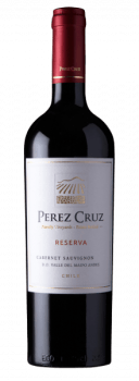 VINHO PEREZ CRUZ RESERVA CABERNET 750ML