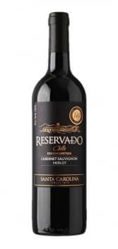 VINHO STA.CAROLINA RESERVADO CABERNET/MERLOT 750 ED.LTDA