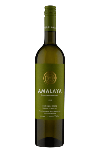 VINHO AMALAYA BLANCO 750ML