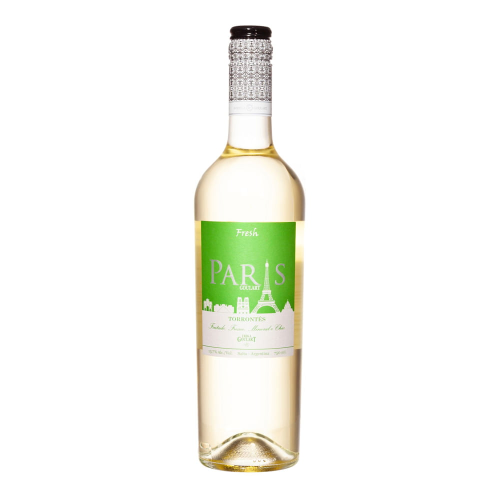 VINHO GOULART PARIS TORRONTES 750 ML
