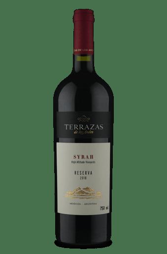 VINHO TERRAZAS AFINCADO MALBEC 750ML