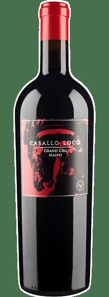VINHO CABALLO LOCO MAIPO 750ML