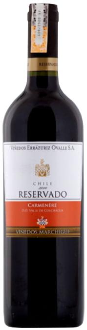 VINHO ERRAZURIZ RESERVADO CARMENERE 750ML