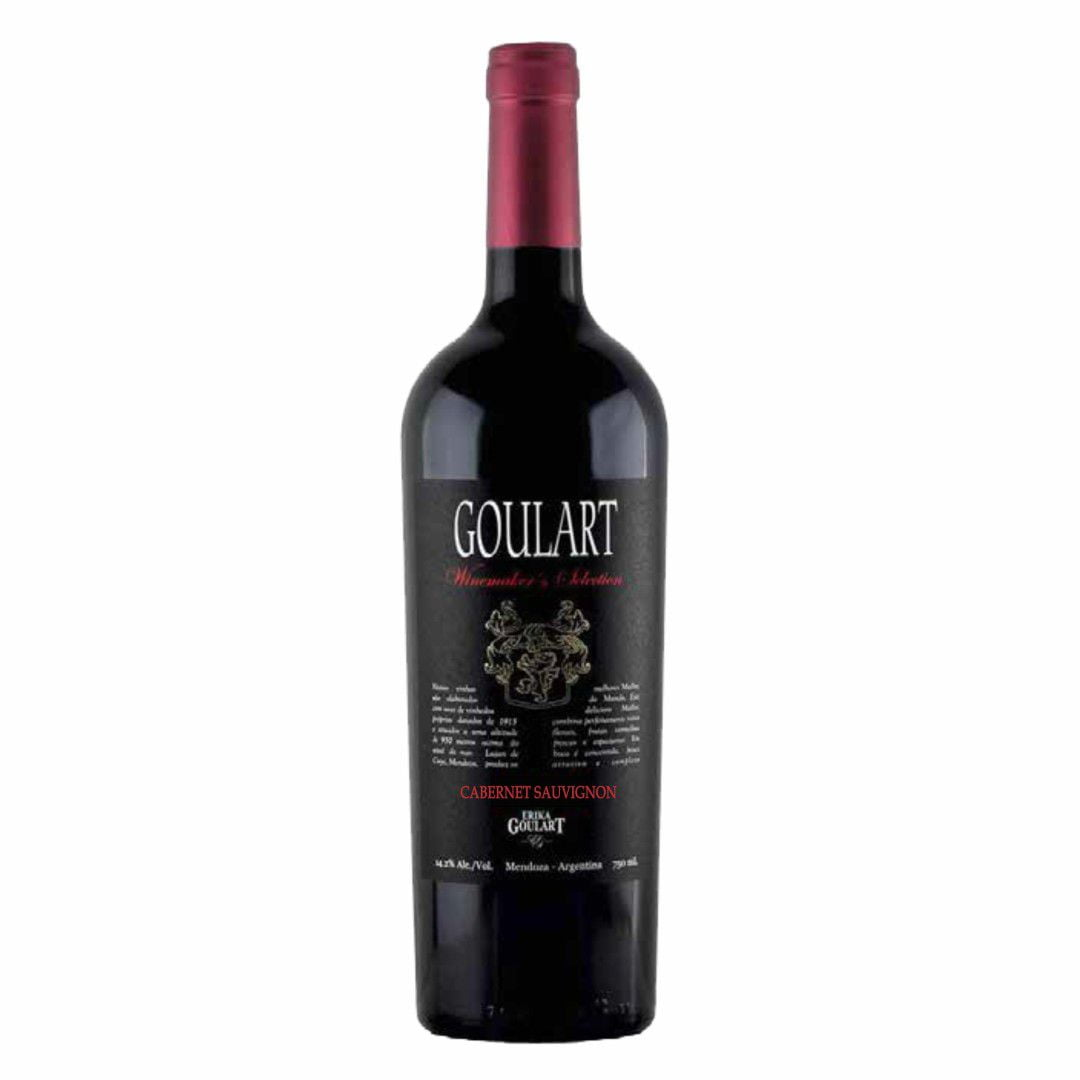 VINHO GOULART SELECTION CABERNET SAUVIGNON 750 ML