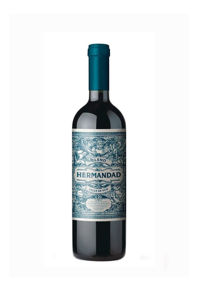 VINHO HERMANDAD BLEND 750ML