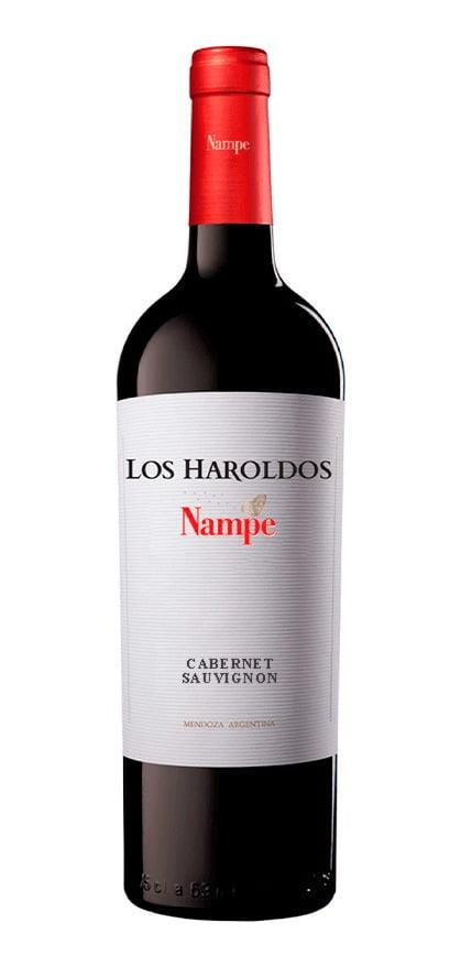 VINHO LOS HAROLDOS NAMPE CABERNET SAUVIGNON 750ML