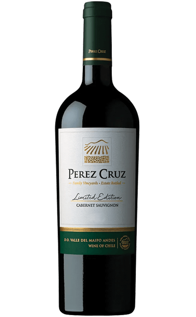 VINHO PEREZ CRUZ LIMITED CABERNET SAUVIGNON 750ML