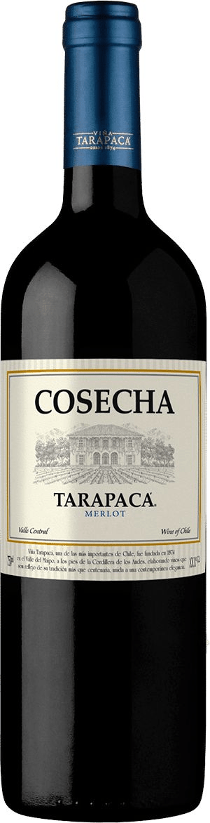 VINHO TARAPACA COSECHA MERLOT 750ML