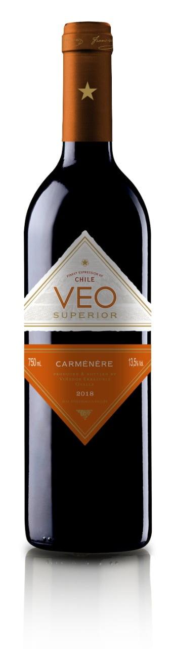 VINHO VEO SUPERIOR CARMENERE 750ML
