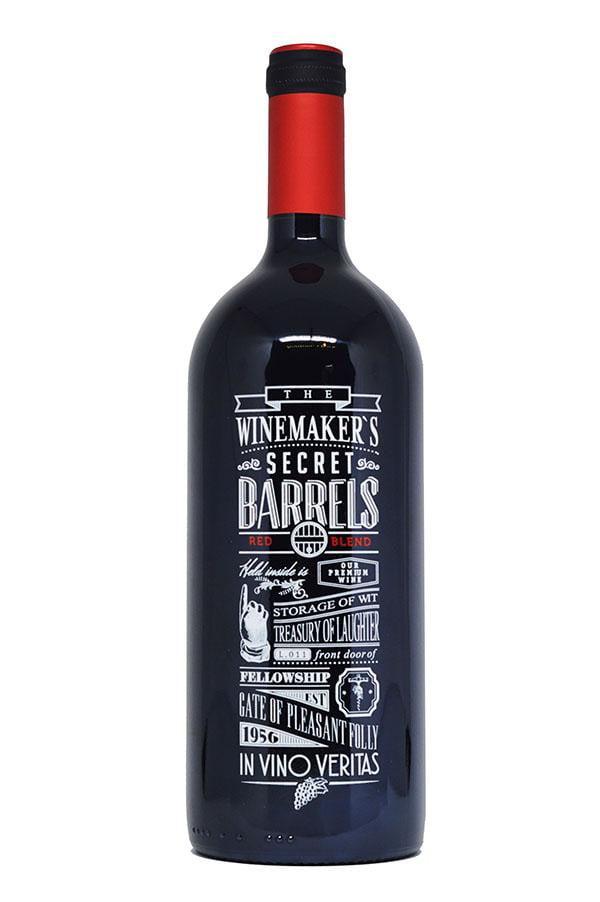 VINHO WINEMAKERS BARRELS RED BLEND 1000ML